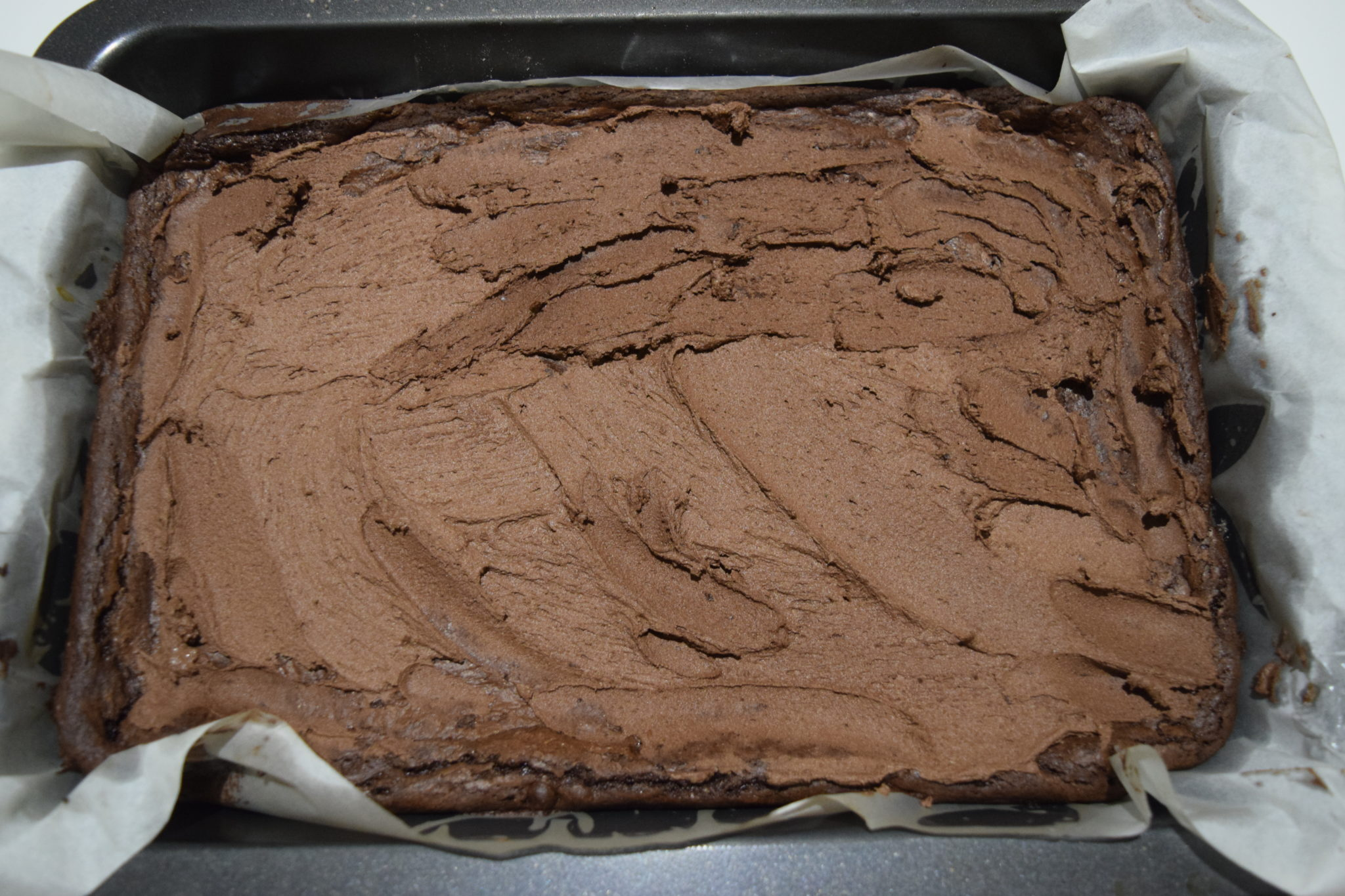 Fresh from the oven: Gluten-Free Brownies