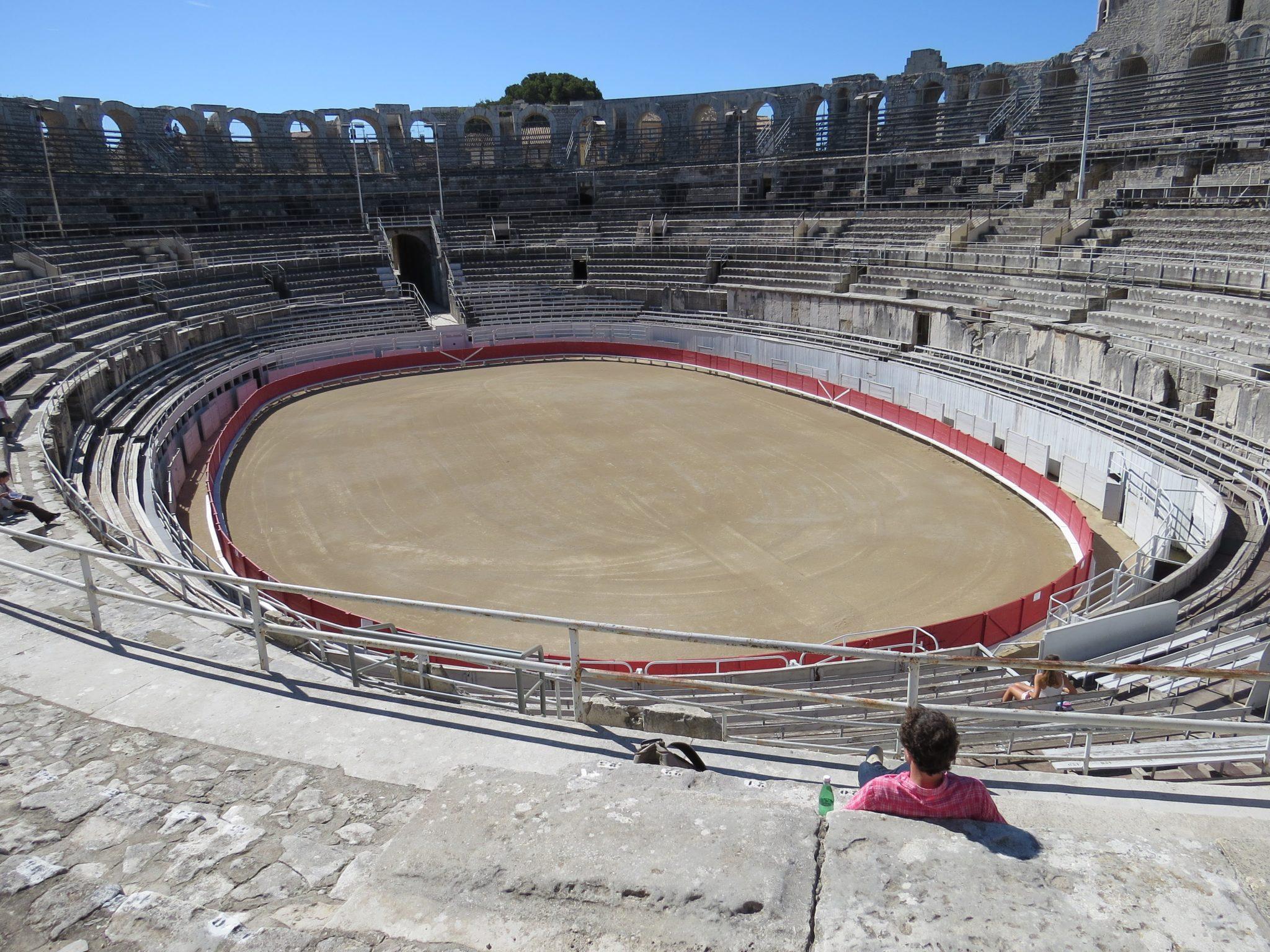 Colosseum at Arles, France