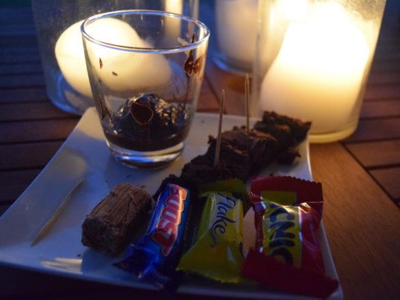 All-Chocolate Fondue 'Recipe'